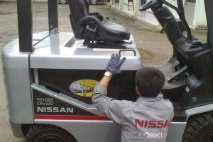 Bảo trì bảo dưỡng xe nâng